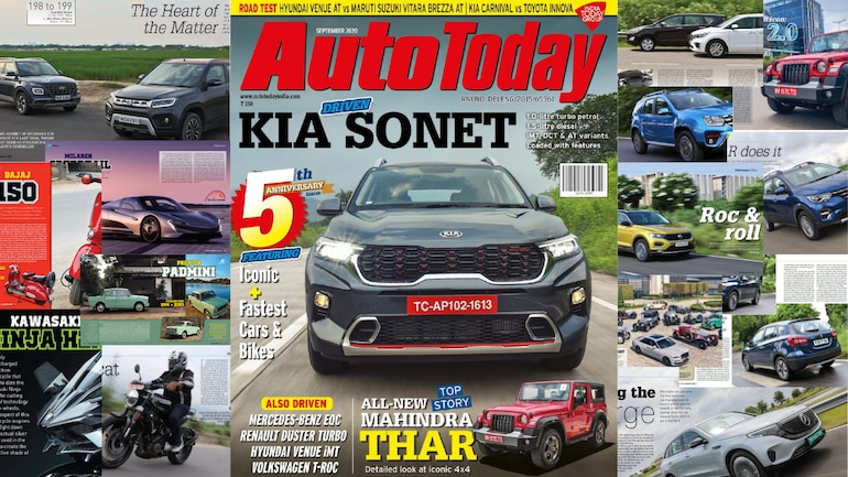 Auto Today September 2020 issue free download