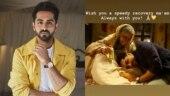 Ayushmann Khurrana wishes Surekha Sikri speedy recovery: Always with you
