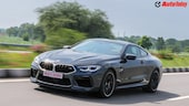 BMW M8 review first drive