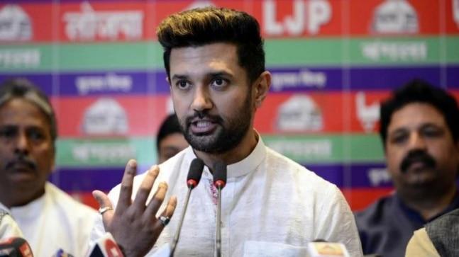Bihar polls: Chirag Paswan writes to Amit Shah over seat-sharing issue in NDA
