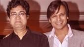 Vivek Oberoi wishes Prasoon Joshi happy birthday: So fortunate to have you as my bro