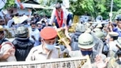 Congress stages protest over Assam police recruitment paper leak