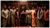Irul: Fahadh Faasil and Darshana starts shooting for director Nasif Yousuf's film