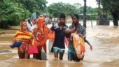 Over 70,000 people affected due to floods in Assam, Meghalaya