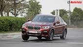 BMW X4 review, first drive