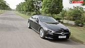 Mercedes-Benz CLS review, first drive