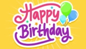 Happy birthday images to wish your friends and family
