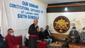 Ladakh: People's Movement for 6th schedule calls for boycott of upcoming polls to LAHDC Leh