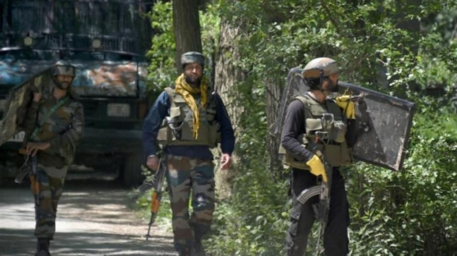 J&K: Two terrorists held in Baramulla, Chinese ammunition recovered