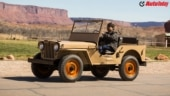 Driving the Jeep CJ2A: The first ever Civilian Jeep