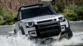 New Land Rover Defender launch in India on October 15