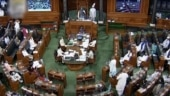 Opposition creates ruckus in Lok Sabha during debate on tax bill, PM Cares Fund