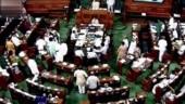 Lok Sabha passes 2 farm bills despite Harsimrat Kaur Badal's resignation, Opposition's protest