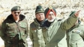 Change of guards at Army's 14 Corps in Ladakh: Lt Gen Menon to replace Lt Gen Harinder Singh