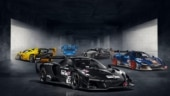 McLaren Senna GTR LM: five astonishing cars revealed
