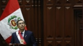 Peruvian President Vizcarra survives impeachment vote as Peru battles Covid-19 wave