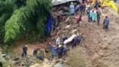 National-level woman cricketer killed, 3 missing as landslide buries several homes in Meghalaya