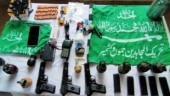 Consignment of arms, explosives smuggled from PoJK intercepted in J&K's Poonch