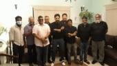 Inside Mysskin's birthday bash with Mani Ratnam, Shankar and Vetri Maaran. See pics