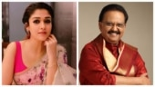 Nayanthara bids farewell to SP Balasubrahmanyam: Hard to believe that you are no more