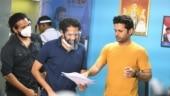 Nithiin resumes Rang De shooting, makers confirm Sankranti release