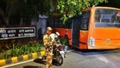 Speeding cluster bus rams into wall of Niti Aayog office in Delhi, no injuries reported