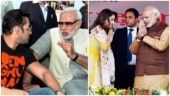 PM Narendra Modi thanks Bollywood stars with personalised messages for birthday wishes