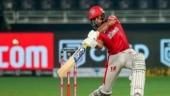 KXIP vs RR: Mayank Agarwal toys with Rajasthan bowling to smash his maiden IPL hundred