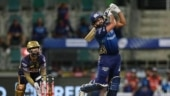 IPL 2020, MI vs KKR: Kolkata Knights Riders lose their first opener since 2012, Rohit shines in MI victory
