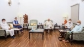 Amit Shah meets Ladakh veteran leaders, discusses issues concerning UT