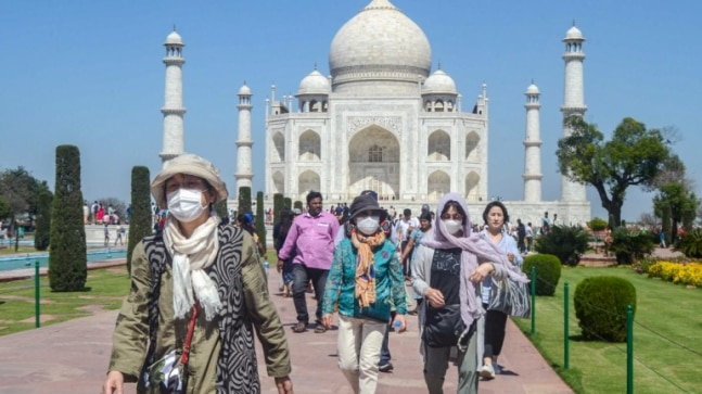 Long waitlist expected for entry to Taj Mahal from September 21 due to visitor limit