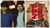 PSPK 28 first look poster out: Pawan Kalyan teams up with Harish Shankar for new film