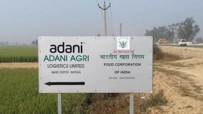 Fact Check: No, Adani Group's Punjab grain storage wasn't set up overnight after Farm Bills were passed