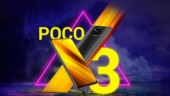 Poco X3 launched in India with Snapdragon 732G SoC and 120Hz display, price starts at Rs 16,999