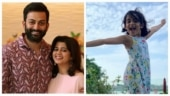 Prithviraj and Supriya wish daughter Alankrita on 6th birthday. See pics