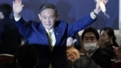 Japan's Yoshihide Suga wins party leadership race, headed for premiership