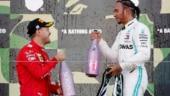 Lewis Hamilton backs Sebastian Vettel move, says Formula One needed him to stay