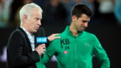Pressure just got to him: John McEnroe on Novak Djokovic's US Open disqualification