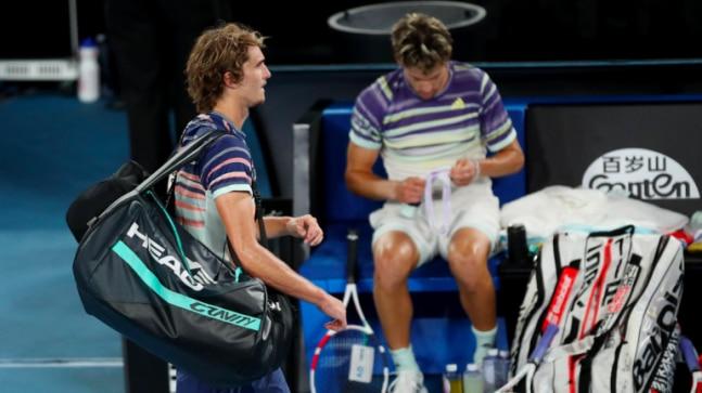 US Open 2020: Novak Djokovic exit massive opportunity for us younger guys, says Alexander Zverev