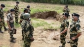 Newly-appointed BSF DG Rakesh Asthana reviews preparedness in forward areas on maiden tour