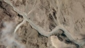 Chinese satellite image shows new PLA posts on key border peak