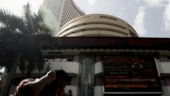 Sensex, Nifty edge up on global cues; services survey eyed