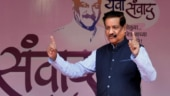 Exclusive: Congress losing edge as Opposition without full-time leader, says Prithviraj Chavan