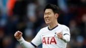 Premier League: Son Heung-min scores 4 as Tottenham get first win of season after thrashing Southampton