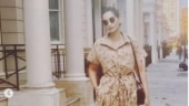 Sonam Kapoor showers love on hubby Anand Ahuja in new post: Looking back at you