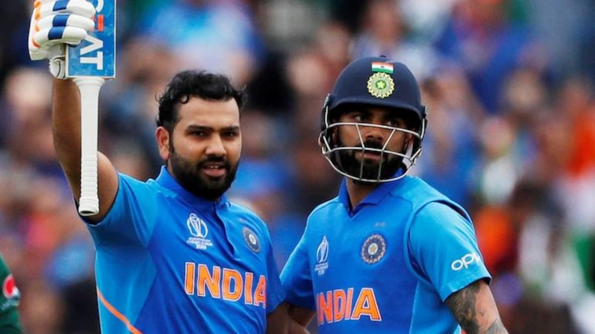 India tour of Australia : Big setback for India, Rohit Sharma injured not named in the squad