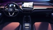Volkswagen ID.4 electric SUV interior revealed ahead of debut this month