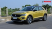 Volkswagen T-Roc review, test drive