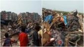 Delhi: Jamia Nagar shanties demolished by DDA, locals left homeless
