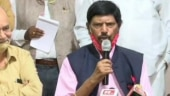 Shiv Sena should join hands with BJP again: Ramdas Athawale